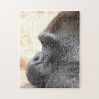 Gorilla Jigsaw Puzzle