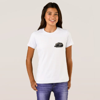 Gorilla jungle parrot T-Shirt