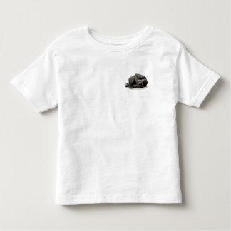 Gorilla jungle parrot toddler T-Shirt