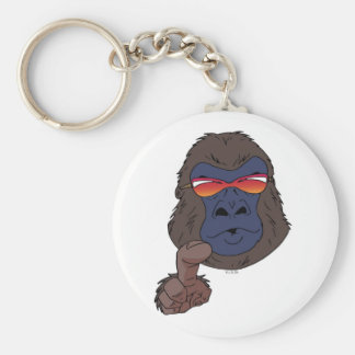 Gorilla key chain