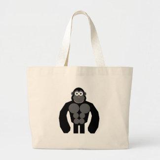 Gorilla Large Tote Bag
