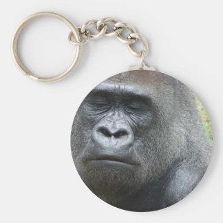 Gorilla Look Keychain