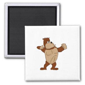 Gorilla Magnet