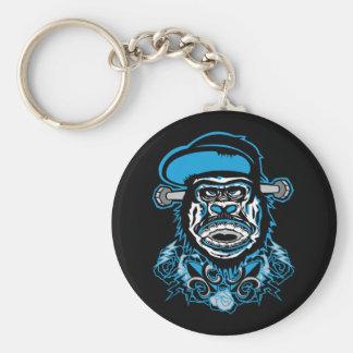 Gorilla Man Key Ring