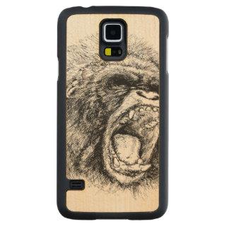 Gorilla Maple Galaxy S5 Case