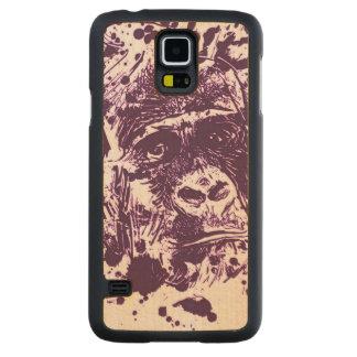 Gorilla Maple Galaxy S5 Slim Case