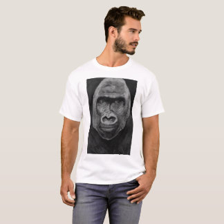 Gorilla mens t-shirt