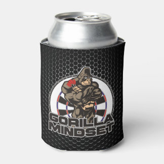 Gorilla Mindset Darts Team Can Cooler