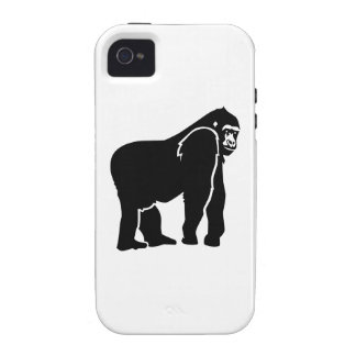 Gorilla monkey iPhone 4 covers