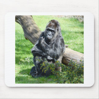 Gorilla Monkey Mouse Pads
