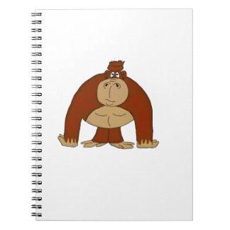 Gorilla Notebook