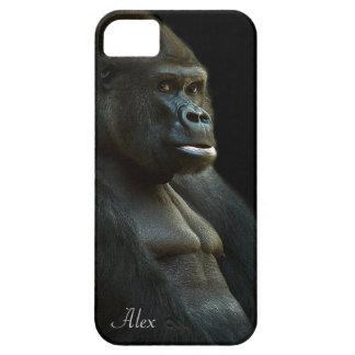 Gorilla Photo iPhone 5 Case