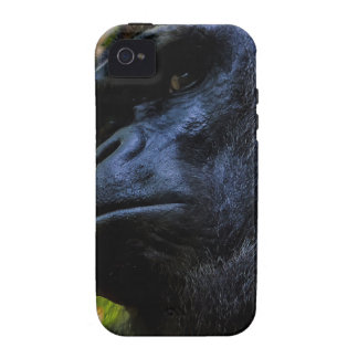 Gorilla Portrait Vibe iPhone 4 Case