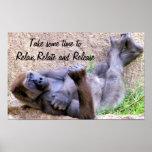 Gorilla, relax,relate,release_