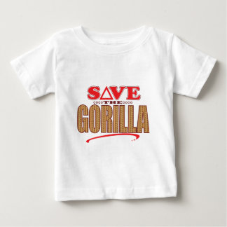 Gorilla Save Baby T-Shirt