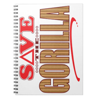 Gorilla Save Notebooks