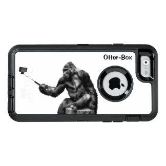 Gorilla Selfie OtterBox Defender iPhone Case
