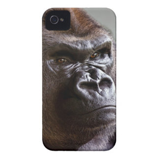 Gorilla Silverback The Boss iPhone 4 Case-Mate Cases