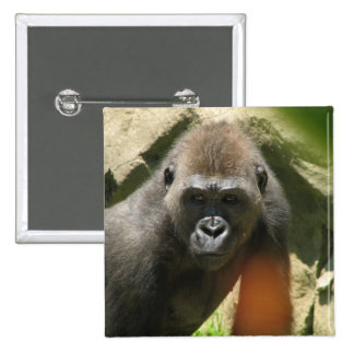 Gorilla Square Button