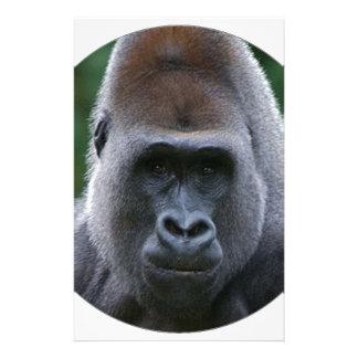 """""""Gorilla"""" Stationery"""
