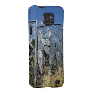 Gorilla Statue Samsung Galaxy Case