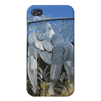 Gorilla Statue Cases For iPhone 4