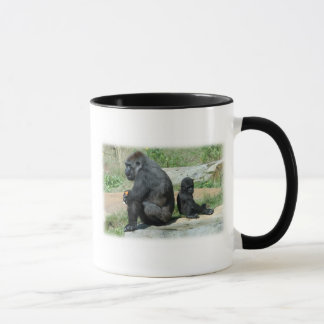 Gorilla Time Out Coffee Mug