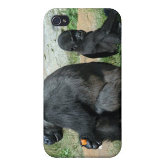 Gorilla Time Out iPhone 4 Case