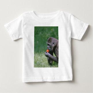 Gorilla Tomato Baby T-Shirt