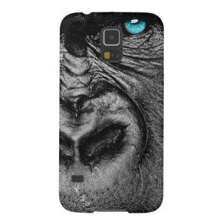 Gorilla with Blue Eye Galaxy S5 Covers
