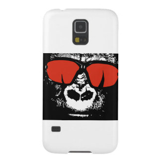 Gorilla with glasses galaxy s5 covers