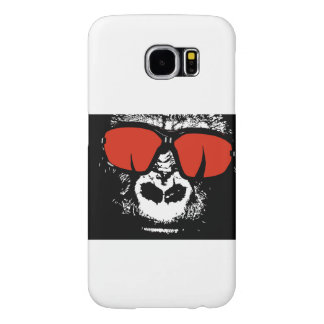 Gorilla with glasses samsung galaxy s6 cases