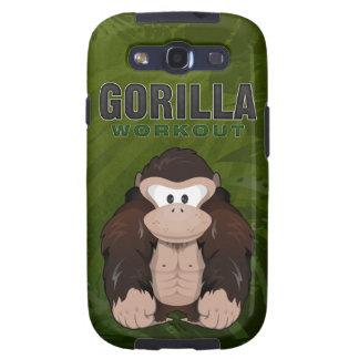 Gorilla Workout Samsung Galaxy S III Case Galaxy S3 Cases