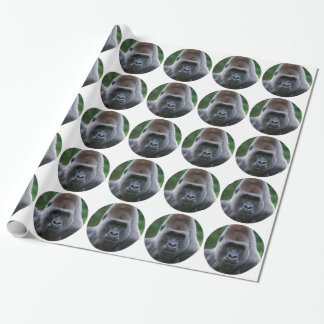 """""""Gorilla"""" Wrapping Paper"""