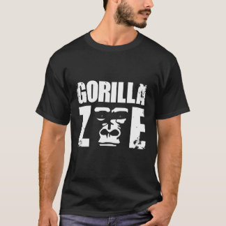 Gorilla Zoe Ladies T-Shirt
