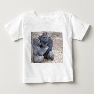 Gorillas Baby T-Shirt