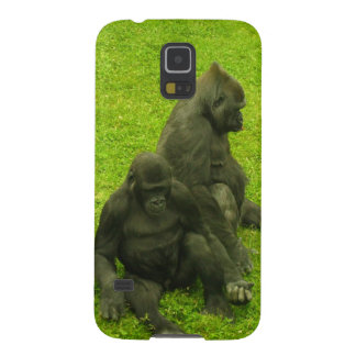Gorillas of Africa,primates, photography Galaxy S5 Cover