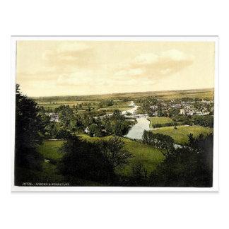 Goring and Streatley, London and suburbs, England Postcard