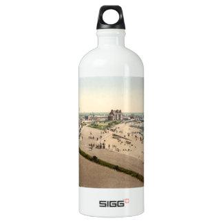 Gorleston Beach II, Norfolk, England Water Bottle
