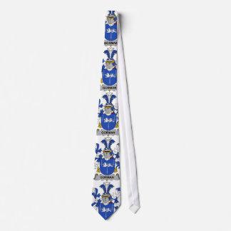 Gorman Family Crest Tie
