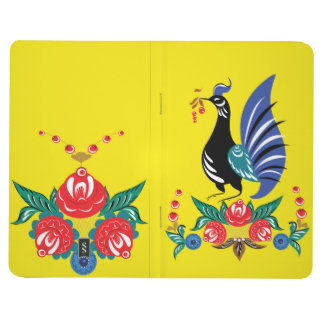 Gorodetz Peacock Pocket Journal