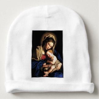 Gorrito Religious of cotton for babies Baby Beanie
