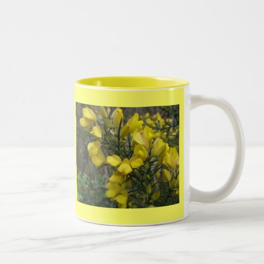 Gorse Two-Tone Coffee Mug