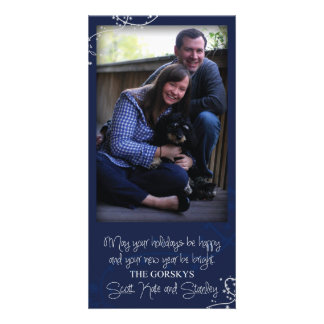Gorsky 2012 cards personalized photo card