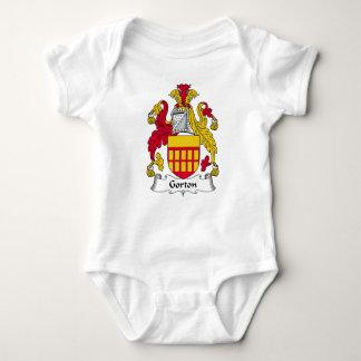 Gorton Family Crest Baby Bodysuit