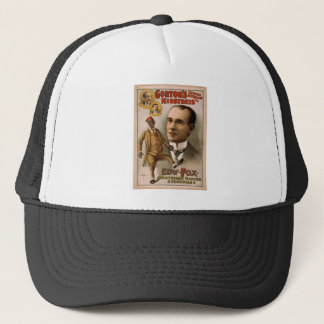 Gorton's Minstrels, 'Edw-Fox' Retro Theater Trucker Hat