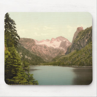 Gosausee and Dachstein, Austria Mouse Mat