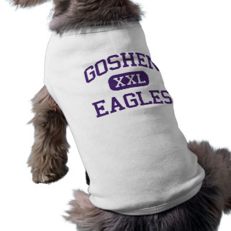 Goshen - Eagles - High School - Goshen Alabama Dog Tshirt