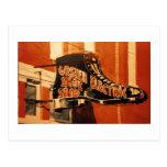 Goshen Electric Shoe Shop - One Post Card
