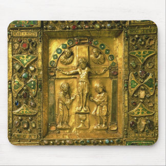 Gospel Cover, Ottonian, Germany, 11th century (gol Mouse Pad